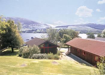 Lochearnhead Loch Side, Lochearnhead,Perth and Kinross,Scotland