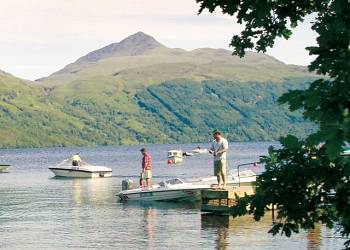 Loch Lomond Holiday Park