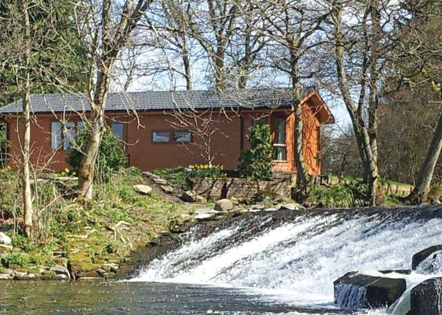 Dollar Riverside Lodges, Dollar,Highlands,Scotland