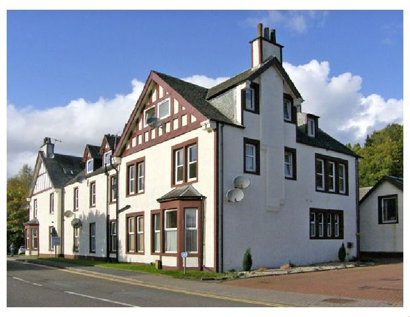 Click here for more about Aberfoyle Apartment