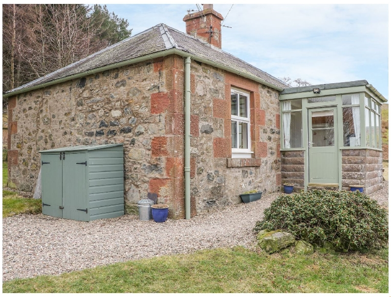 Click here for more about The Bothy