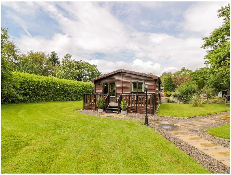 Click here for more about The Spinney Lodge